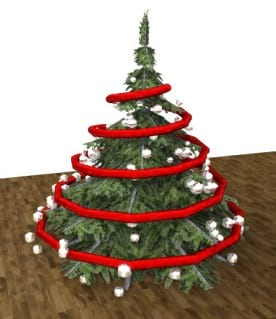 BIMobject Christbaum