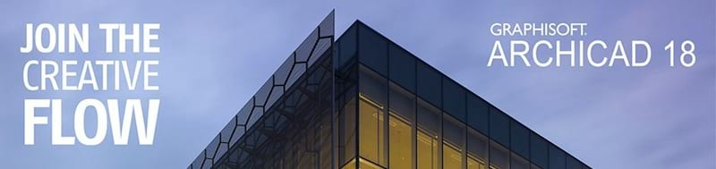 ARCHICAD 18 Banner